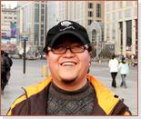 中华取名网设计总监:李彭老师